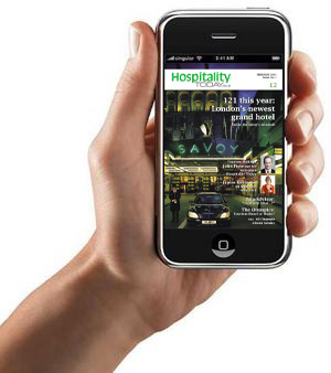 Read Hospitality Today anytime, anywhere - even on your iPhone or smartphone